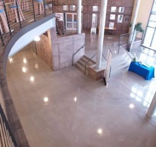 Where to Use Polished Concrete in a Building